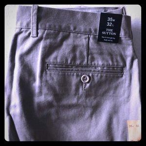 J. Crew Slim Fit Pants